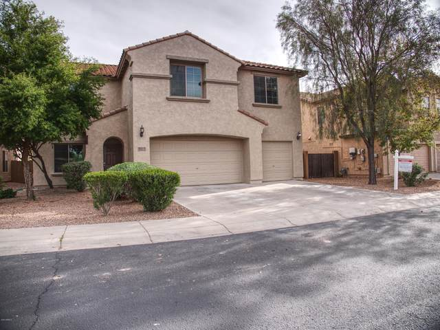 7585 W Georgetown Way, Florence, AZ 85132 (MLS #6055056) :: Lifestyle Partners Team