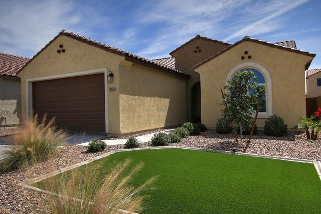 5715 W Autumn Vista Way, Florence, AZ 85132 (MLS #6055093) :: The Kenny Klaus Team