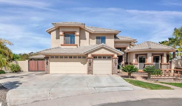 3515 S Marion Way, Chandler, AZ 85286 (MLS #6055119) :: Brett Tanner Home Selling Team
