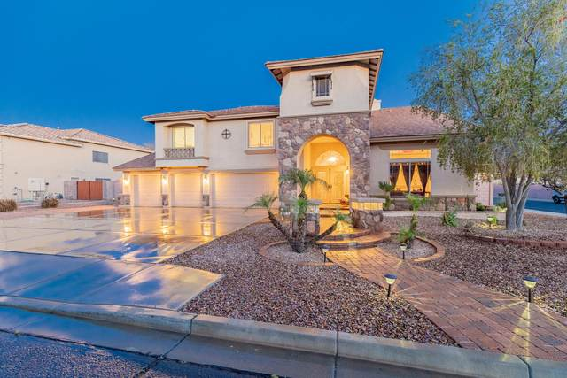 9723 W Keyser Drive, Peoria, AZ 85383 (MLS #6055152) :: Nate Martinez Team