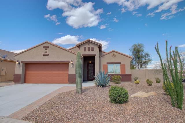 834 W Palo Verde Drive, Casa Grande, AZ 85122 (MLS #6055158) :: The Kenny Klaus Team