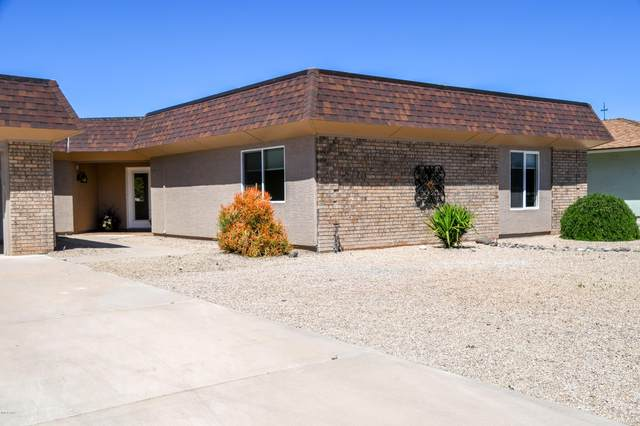 10926 W Boswell Boulevard, Sun City, AZ 85373 (MLS #6055159) :: The Everest Team at eXp Realty