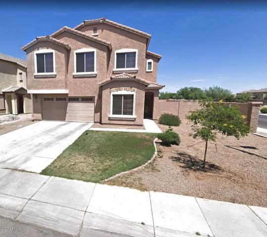 1000 W Desert Basin Drive, San Tan Valley, AZ 85143 (MLS #6055166) :: Long Realty West Valley