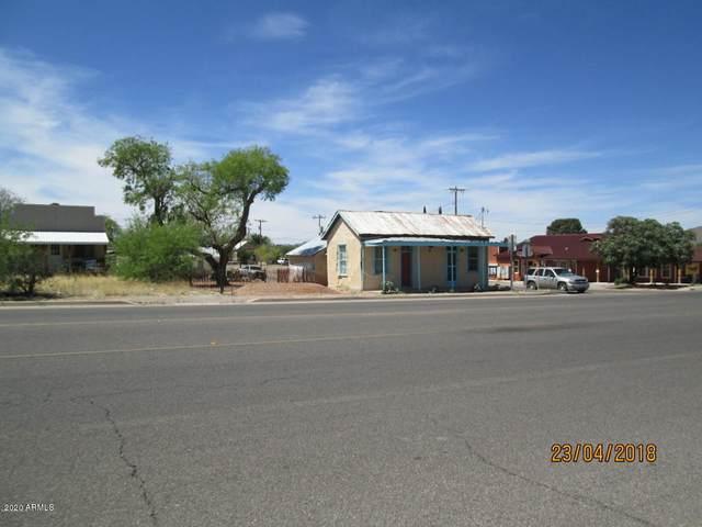 101 E Fremont Street, Tombstone, AZ 85638 (MLS #6055167) :: Riddle Realty Group - Keller Williams Arizona Realty