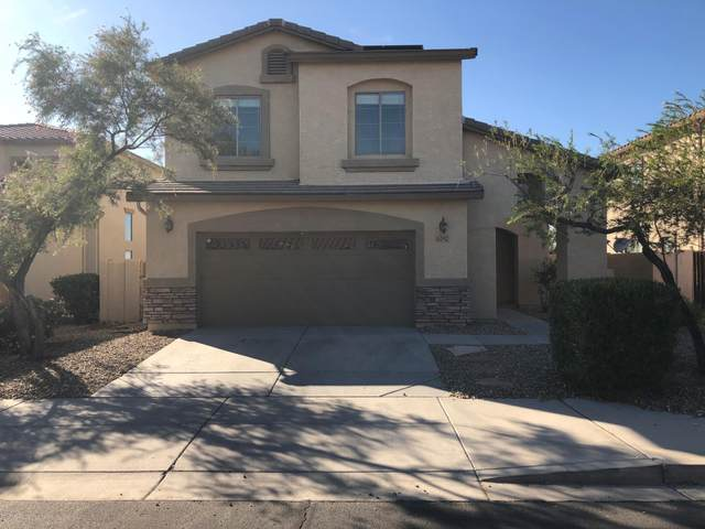 6292 S 258TH Drive, Buckeye, AZ 85326 (MLS #6055168) :: Brett Tanner Home Selling Team