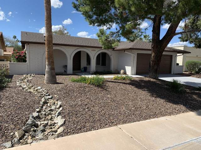 8332 N 86TH Street, Scottsdale, AZ 85258 (MLS #6055181) :: Conway Real Estate