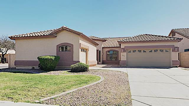 589 E Gail Drive, Gilbert, AZ 85296 (MLS #6055188) :: Nate Martinez Team