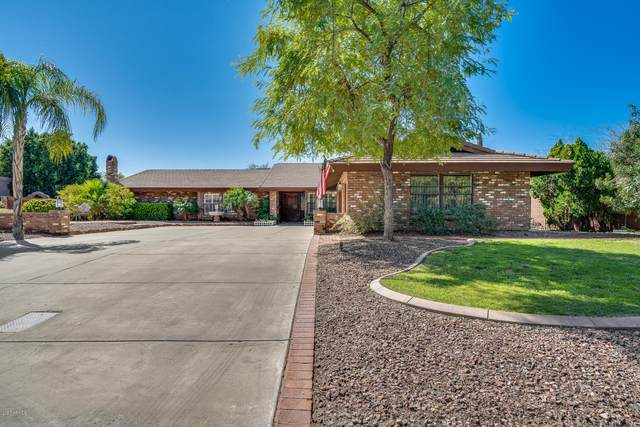 7821 W Bluefield Avenue, Glendale, AZ 85308 (MLS #6055208) :: The Laughton Team