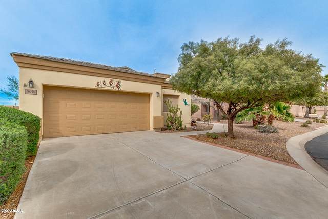 3974 W Mustang Court, Eloy, AZ 85131 (MLS #6055212) :: Long Realty West Valley