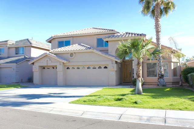 681 W Hackberry Drive, Chandler, AZ 85248 (MLS #6055261) :: Revelation Real Estate