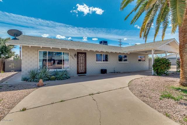8201 E Fairmount Avenue, Scottsdale, AZ 85251 (MLS #6055274) :: Riddle Realty Group - Keller Williams Arizona Realty