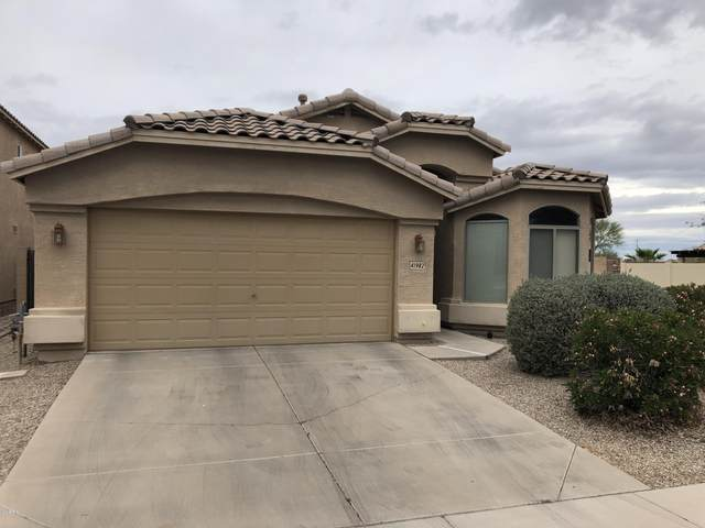 41982 W Anne Lane, Maricopa, AZ 85138 (MLS #6055286) :: The Everest Team at eXp Realty