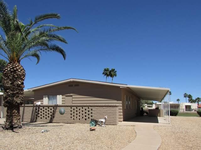 26013 S Country Club Drive, Sun Lakes, AZ 85248 (MLS #6055293) :: Brett Tanner Home Selling Team