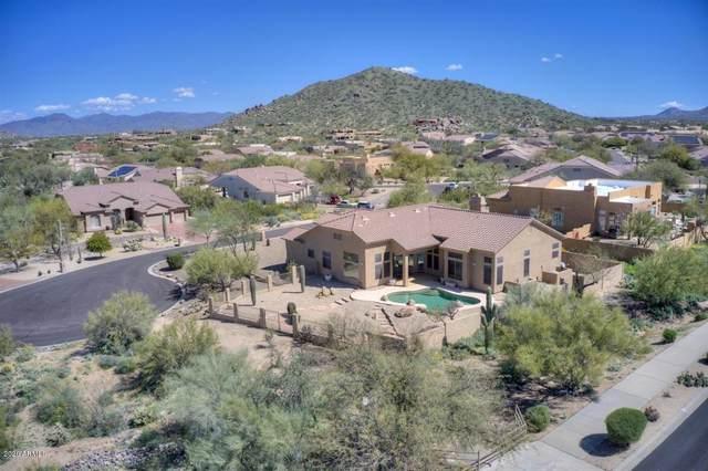7747 E Baker Drive, Scottsdale, AZ 85266 (MLS #6055359) :: Scott Gaertner Group