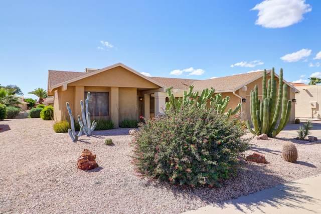 1456 Leisure World, Mesa, AZ 85206 (MLS #6055387) :: Brett Tanner Home Selling Team