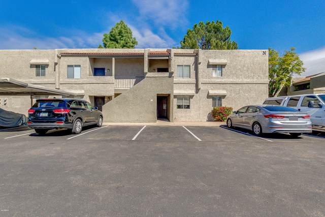 4444 E Paradise Village Parkway #148, Phoenix, AZ 85032 (MLS #6055428) :: Yost Realty Group at RE/MAX Casa Grande
