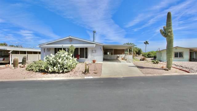835 S 82ND Way, Mesa, AZ 85208 (MLS #6055439) :: Brett Tanner Home Selling Team