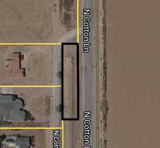XXXX N Cotton Lane, Waddell, AZ 85355 (MLS #6055503) :: The Daniel Montez Real Estate Group