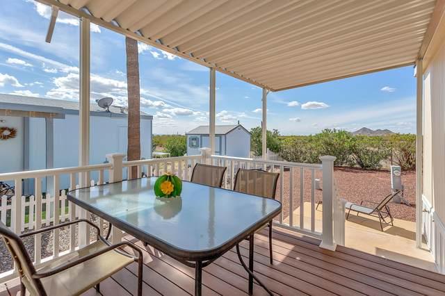2000 S Apache Lot 124 Road, Buckeye, AZ 85326 (MLS #6055521) :: Brett Tanner Home Selling Team