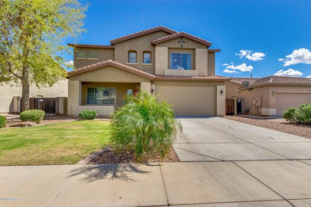 12625 N 148TH Court, Surprise, AZ 85379 (MLS #6055531) :: Riddle Realty Group - Keller Williams Arizona Realty