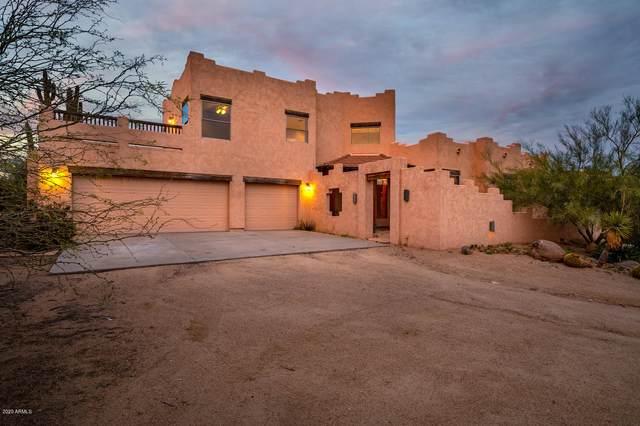 7652 E Oasis Street, Mesa, AZ 85207 (MLS #6055533) :: The Garcia Group