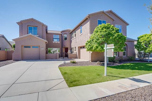 2737 E Powell Way, Gilbert, AZ 85298 (MLS #6055575) :: Brett Tanner Home Selling Team