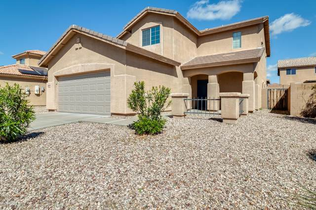23844 W Wilson Street, Buckeye, AZ 85396 (MLS #6055577) :: Long Realty West Valley