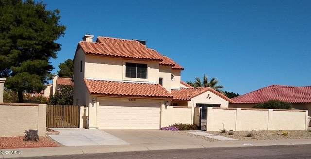 5310 W Brown Street, Glendale, AZ 85302 (MLS #6055590) :: Riddle Realty Group - Keller Williams Arizona Realty