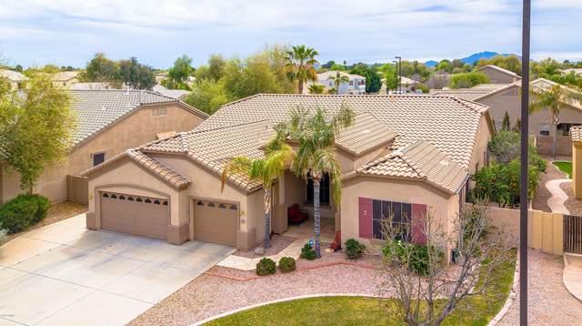 3015 E Canyon Creek Drive, Gilbert, AZ 85295 (MLS #6055597) :: Brett Tanner Home Selling Team