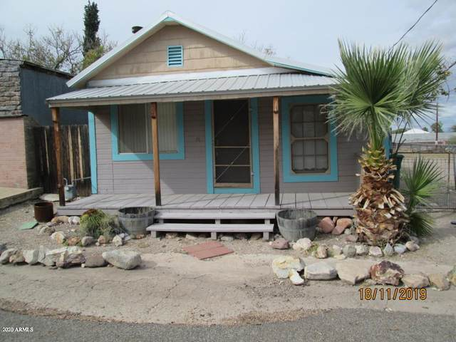 9 N 5TH Street, Tombstone, AZ 85638 (MLS #6055605) :: Riddle Realty Group - Keller Williams Arizona Realty