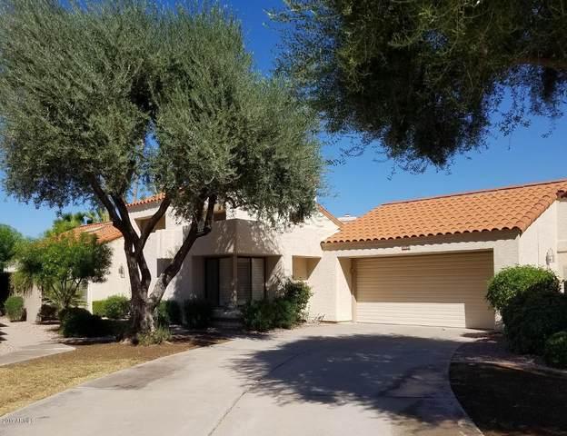 10060 E San Bernardo Drive, Scottsdale, AZ 85258 (MLS #6055625) :: Brett Tanner Home Selling Team
