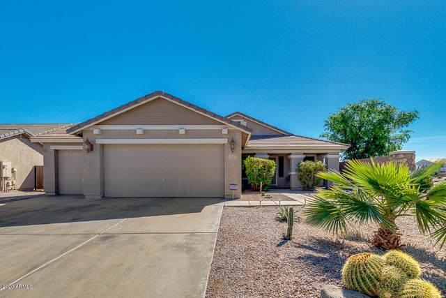 34235 N Picket Post Drive, Queen Creek, AZ 85142 (MLS #6055628) :: Lux Home Group at  Keller Williams Realty Phoenix