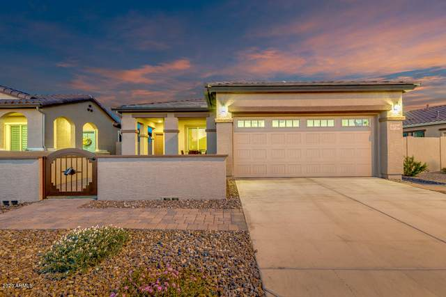 16759 S 181ST Drive, Goodyear, AZ 85338 (MLS #6055636) :: Nate Martinez Team
