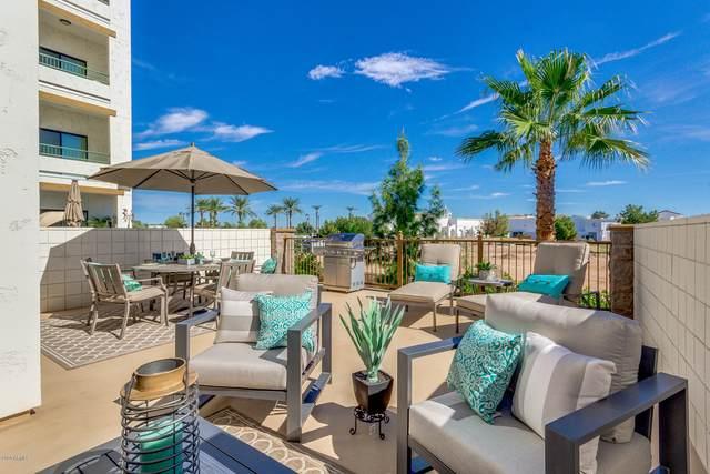 2511 W Queen Creek Road #123, Chandler, AZ 85248 (MLS #6055644) :: Revelation Real Estate