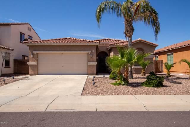 14802 N 173RD Lane, Surprise, AZ 85388 (MLS #6055653) :: The Garcia Group