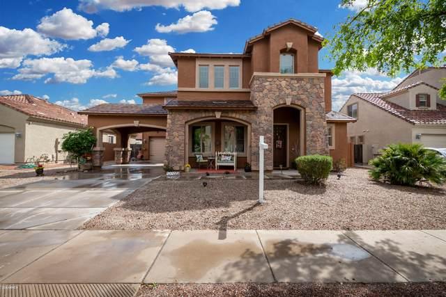 20277 E Silver Creek Lane, Queen Creek, AZ 85142 (MLS #6055680) :: My Home Group