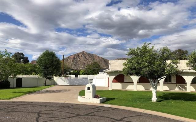 3802 N 54TH Court, Phoenix, AZ 85018 (MLS #6055684) :: Lux Home Group at  Keller Williams Realty Phoenix