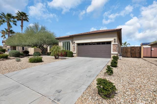 18314 W Woodrow Lane, Surprise, AZ 85388 (MLS #6055686) :: The Garcia Group