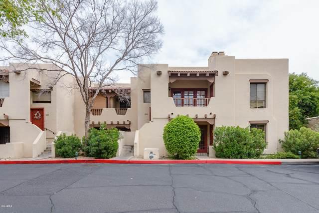 7300 N Dreamy Draw Drive #102, Phoenix, AZ 85020 (MLS #6055701) :: Brett Tanner Home Selling Team
