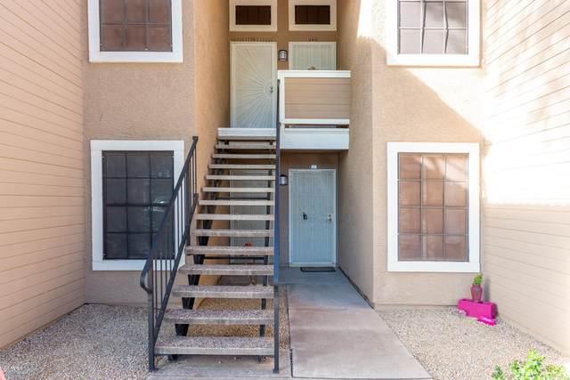 5230 E Brown Road #261, Mesa, AZ 85205 (MLS #6055706) :: Brett Tanner Home Selling Team