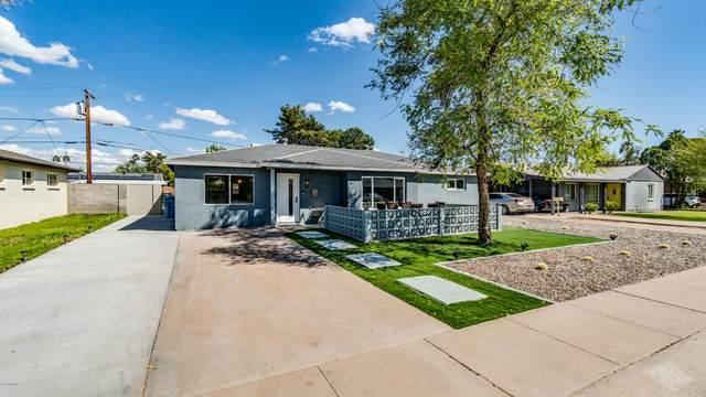 5711 N 11TH Place, Phoenix, AZ 85014 (MLS #6055715) :: The Laughton Team