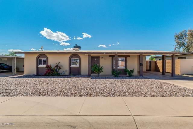 726 N 78TH Street, Scottsdale, AZ 85257 (MLS #6055724) :: Howe Realty