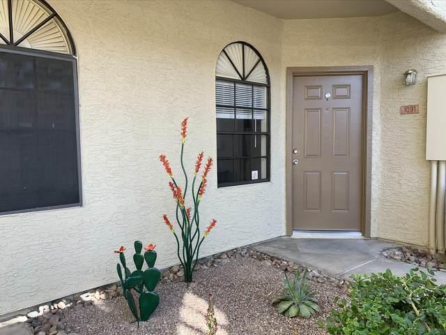 930 N Mesa Drive #1091, Mesa, AZ 85201 (MLS #6055749) :: The Laughton Team