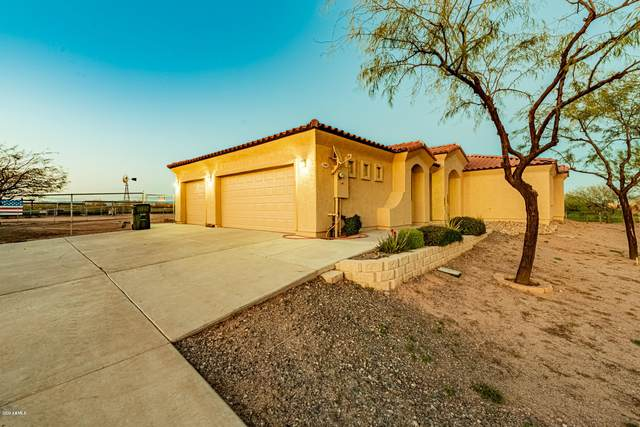 25406 W Madre Del Oro Drive, Wittmann, AZ 85361 (MLS #6055785) :: Long Realty West Valley