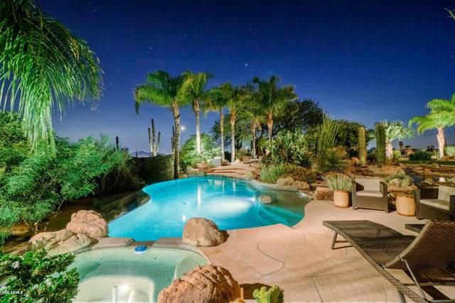 10155 E Happy Valley Road, Scottsdale, AZ 85255 (MLS #6055832) :: My Home Group