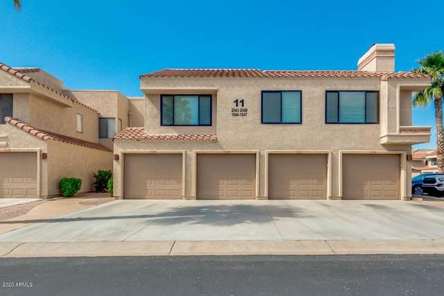 10115 E Mountain View Road #1046, Scottsdale, AZ 85258 (MLS #6055857) :: Brett Tanner Home Selling Team
