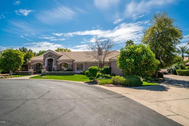 4040 E Mclellan Road #10, Mesa, AZ 85205 (MLS #6055887) :: Conway Real Estate