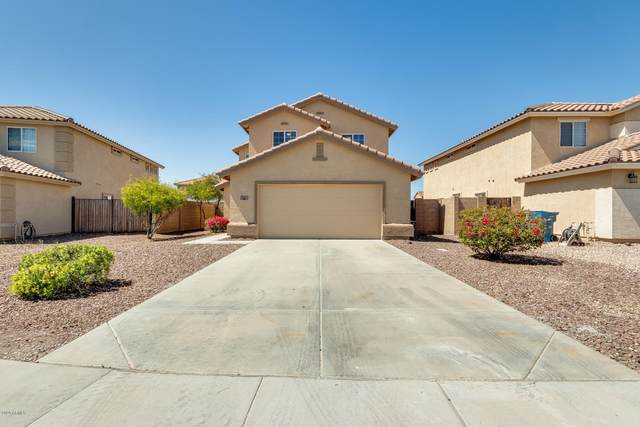 1032 S 222ND Lane, Buckeye, AZ 85326 (MLS #6055897) :: The Garcia Group