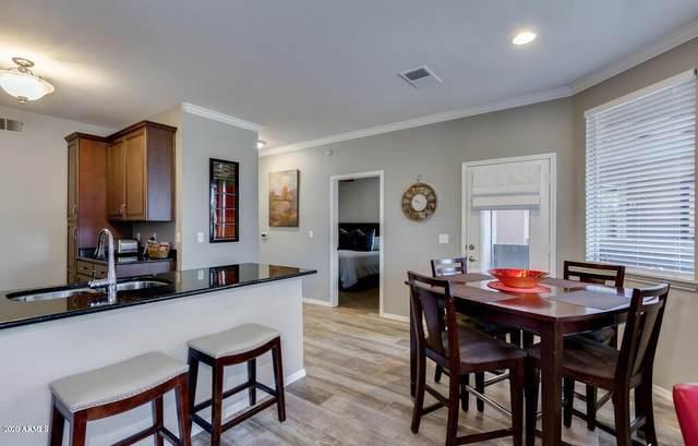 7009 E Acoma Drive #1043, Scottsdale, AZ 85254 (MLS #6055900) :: Conway Real Estate