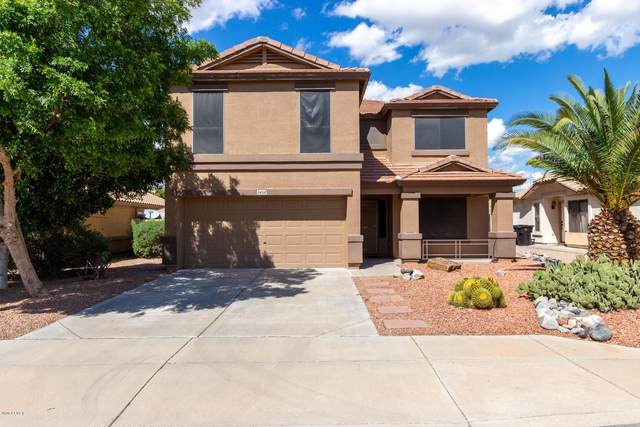 11458 E Portal Avenue, Mesa, AZ 85212 (MLS #6055908) :: Riddle Realty Group - Keller Williams Arizona Realty